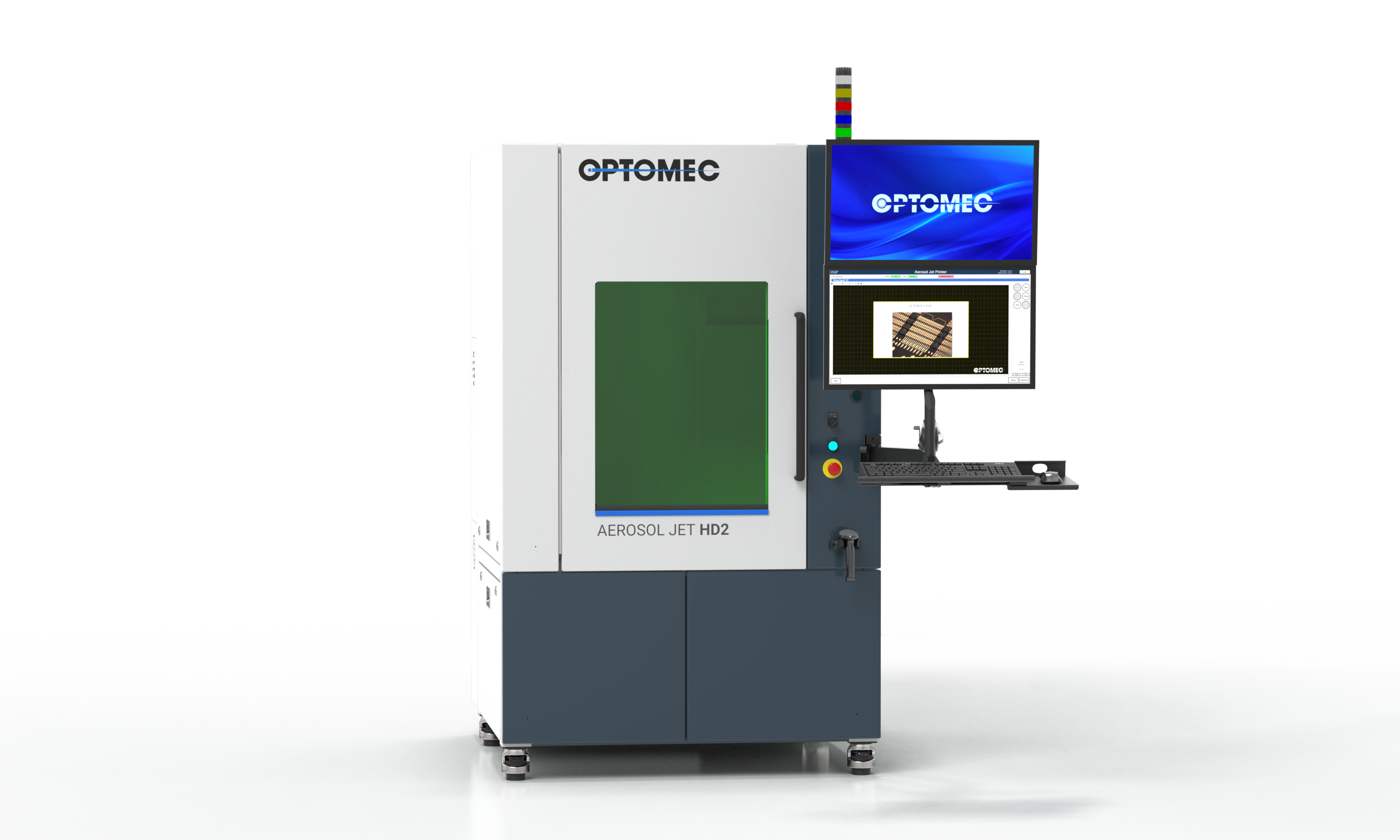 Optomec Introduces New 3D Additive Electronics Printer for Inline Production